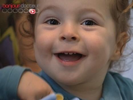 Quand les dents de bébé poussent ! : Allodocteurs.fr | Fédération Française d'Orthodontie | Scoop.it