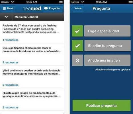 El WhatsApp de los médicos: una aplicación para intercambiar conocimientos - 20minutos.es   Busqueda de informacion medica en la web   Scoop.it