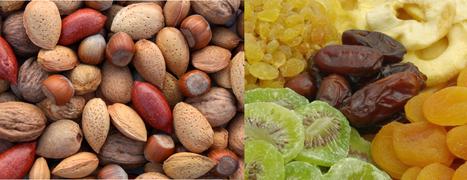 Fruits secs : alliés de notre santé - Belledonne | Le monde bio | Scoop.it