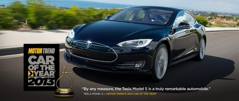 Tesla Repays Department of Energy Loan Nine Years Early | Press Releases | Tesla Motors | Electric Cars | Scoop.it