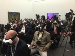 Watching the watchers – how VR can be a participatory experience | Documentary Evolution | Scoop.it