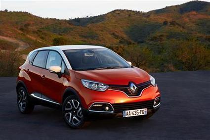 Renault : Clio et Captur cartonnent en France ! | Renault, Dacia et Opel | Scoop.it