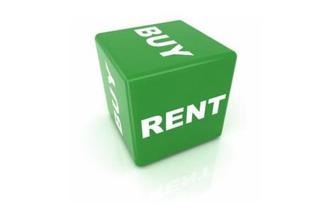 Rent vs. Buy: Part One | Exhibit Education Center - InterEx Exhibits | Scoop.it