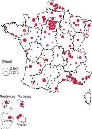La vie en communauté: 1,6 million de personnes en France | Immobilier 2015 | Scoop.it