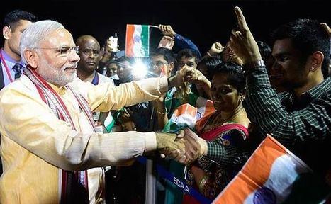 PM Narendra Modi Departs Seychelles for Mauritius   James Jasper   Scoop.it