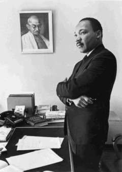 How to learn nonviolent resistance as King did | Learning Nonviolence | Scoop.it