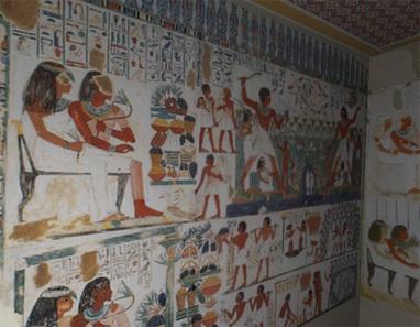 3D projects in Egyptology | The Double Lotus | Aladin-Fazel | Scoop.it