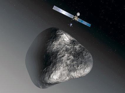 [DécouvertE] La sonde Rosetta ou rendez-vous sur une comète - Nice-Matin | Infinity | Scoop.it