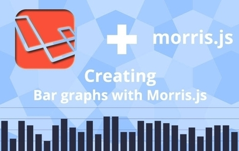 Creating bar graphs with AJAX and Morris library | Web Development | Scoop.it