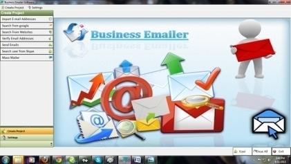 Busines Email Marketing Software | Business Emailer Software | Scoop.it