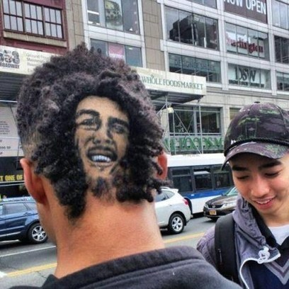 Cool Shares » This Bob Marley Hairdo Satisfies My Soul | MyHumor | Scoop.it