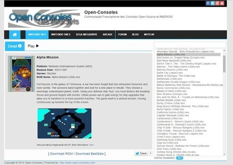 Open-Consoles Le BestSets Player |  Open-Consoles | [OH]-NEWS | Scoop.it