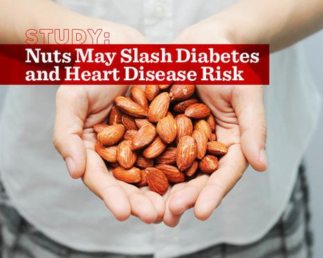 Study: Nuts May Slash Diabetes and Heart Disease Risk | PreDiabetes News | Scoop.it