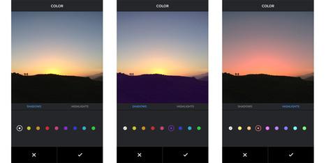 Instagram, ecco due nuovi filtri: Colore e Sfumare | InTime - Social Media Magazine | Scoop.it