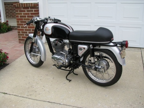 Before and After!!  A Stunning 1966 Ducati 160 Monza Jr. | Motorcycle Photo Of The Day | Desmopro News | Scoop.it