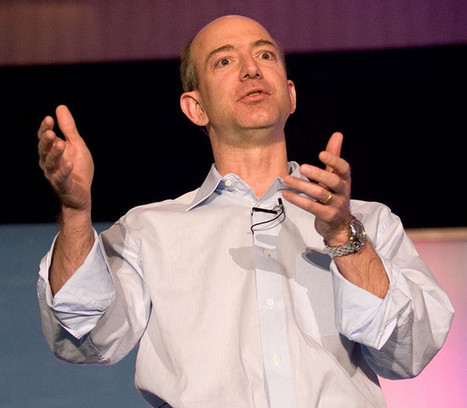 12 Business Lessons You Can Learn from Amazon Founder and CEO Jeff Bezos | CEO's Almanac | Scoop.it