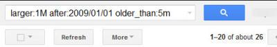 Eindelijk (handig) geavanceerd zoeken in Gmail | Ter leering ende vermaeck | Scoop.it
