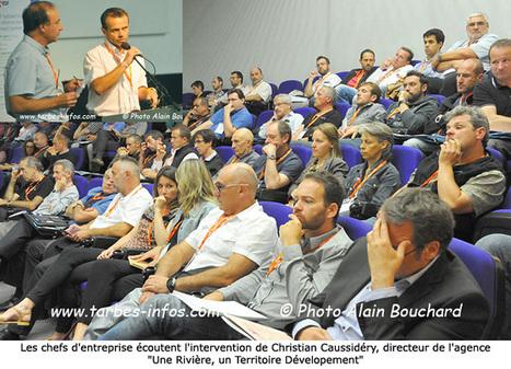 80 entreprises à la 1ère convention d'Affaires EDF en Hautes-Pyrénées | Vallée d'Aure - Pyrénées | Scoop.it