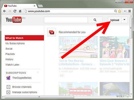 How to Add Subtitles to YouTube Videos: 6 Steps (with Pictures) | Time to Learn | Scoop.it