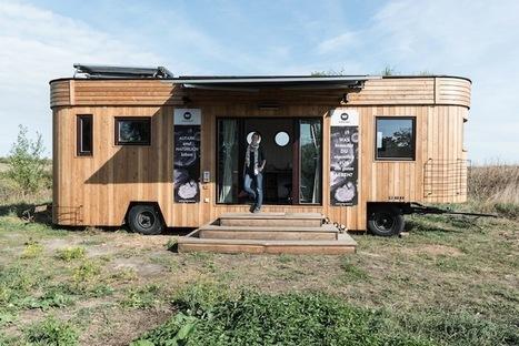 Voici Wohnwagon : la micro maison Autrichienne autosuffisante ! | Curiosités planétaires | Scoop.it