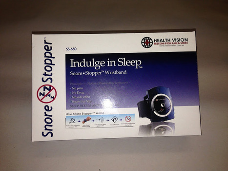 Get the Devices for Sleep Apnea Treatment | Best Snoring Solution | Scoop.it
