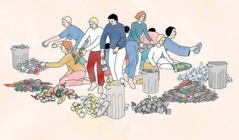 Au Japon, 34 poubelles pour recycler ses déchets | culture, société | Scoop.it