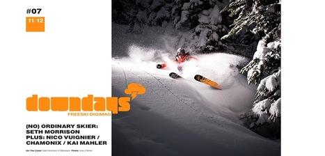 digimag Issue 7: Seth Morrisson Special | Enjoy Freeride Skiing | Scoop.it