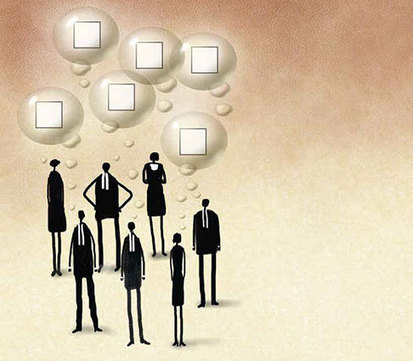 Think Different? Real diversity means getting past groupthink. | Business change | Scoop.it