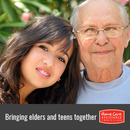 Connecting Seniors with Younger Generations | Senior Home Care in Phoenix | Scoop.it