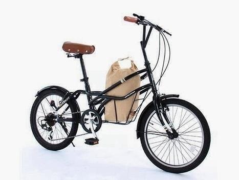 "Four Interesting ""Cargo Bikes"" From Japan ~ Tokyo By Bike   Tokyo By Bike   Scoop.it"