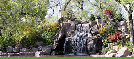 Sasebo Japanese Garden — City of Albuquerque | Japanese Gardens | Scoop.it
