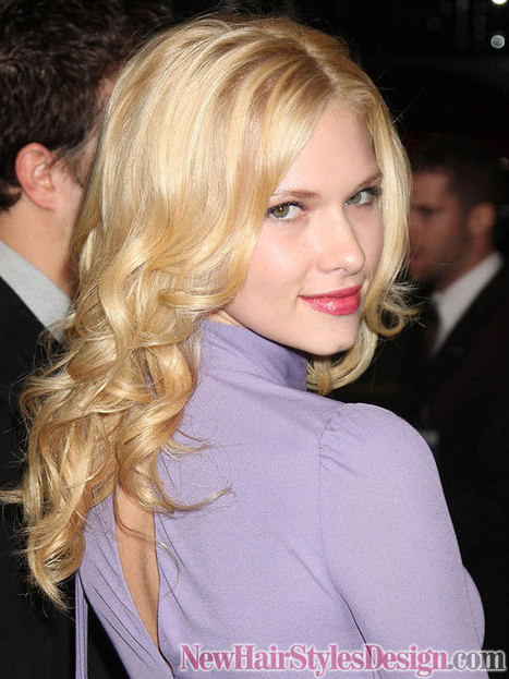 Claudia Lee Hairstyle | fashion and style | Scoop.it