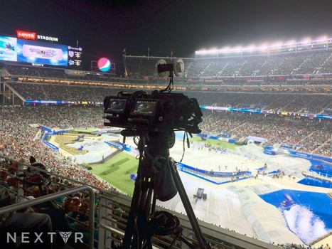 NextVR Raises $80 Million Investment Round For Live Streaming Sports | Mediaproduction-Light and Lean | Scoop.it