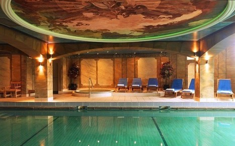 Victorian Spa & Sauna at Crieff Hydro | Spa Destinations & Great Locations | Scoop.it