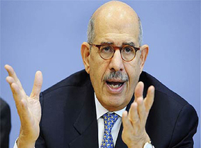 El-Baradei: Army Last Resort For Protecting Egypt   Égypt-actus   Scoop.it