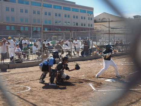 Baseball Behind Bars: A Tradition At San Quentin State Prison | Humanizing Justice | Scoop.it