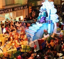 Three Kings' Parade 2013 in Barcelona | World Insider | World Insider Blog | Scoop.it