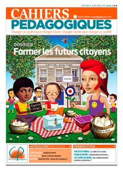 N° 530 - Former les futurs citoyens - Les Cahiers pédagogiques | Veille pédagogique et disciplinaire | Scoop.it