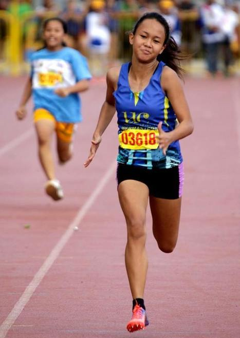 Samantha Limos looks to defend her Batang Pinoy Titles - Pinoyathletics.info | Philippines Track and Field | Scoop.it