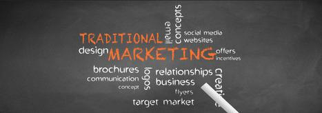 7 Traditional Marketing Ideas That Still Work | heads up marketing | Scoop.it