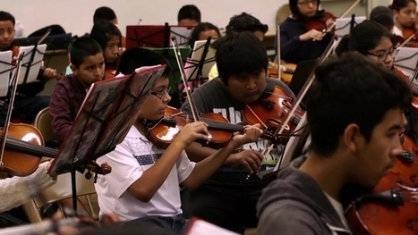 Making sure young brains get the benefits of music training | Pedagogía, escuela y las tic, altas capacidades | Scoop.it
