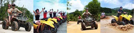 ATV Tour 1 or 2 Hours in Phuket | Phuket Thailand Travel | Scoop.it