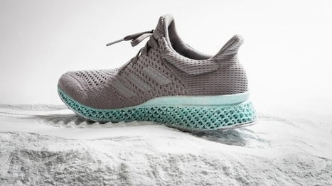 Adidas Made a 3-D Printed Shoe Out of Plastic Waste From the Ocean   Lateral thoughts of the day   Scoop.it