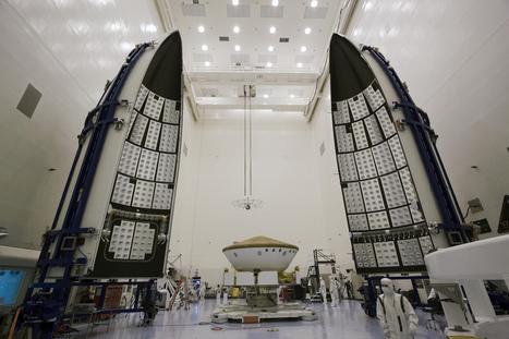 Curiosity se prépare au lancement | Mars en août | Scoop.it