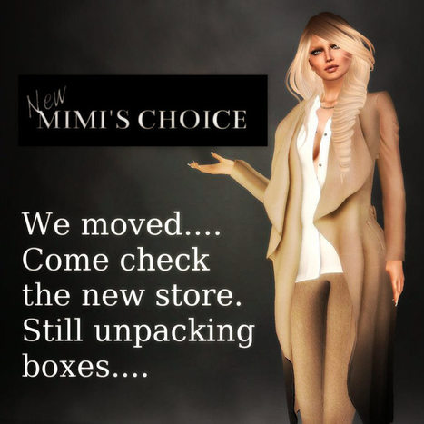 THE NEW MIMI'S CHOICE ! | 亗 Second Life Freebies Addiction & More 亗 | Scoop.it