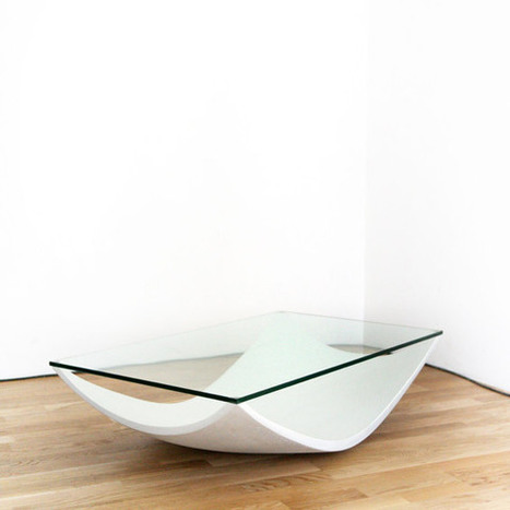 Table basse D01 | Art, Design & Technology | Scoop.it