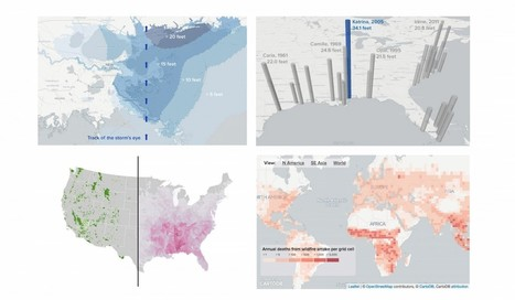 Using BuzzFeed's listicle format to tell stories with maps and charts | Rhode Island Geography Education Alliance | Scoop.it