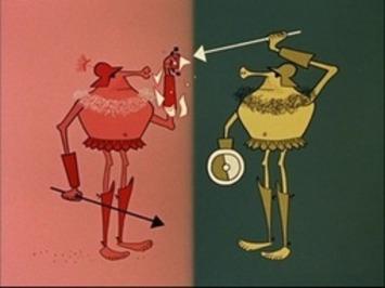 Disney created an amazing John Carter animation — in 1957   Machinimania   Scoop.it