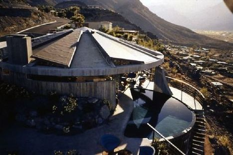 The Elrod House in Palm Springs remarkably mimics a UFO - Home Crux | HomeCrux | Scoop.it