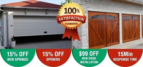 University Park Garage Door Repair - Call Now 24/7 (469)513-7549 - 75225 | University Park Garage Door Repair | Scoop.it